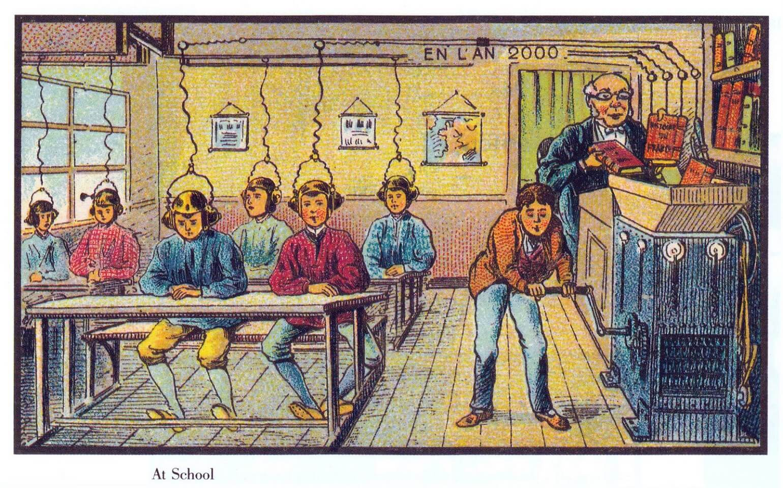 Digitally enabled classroom