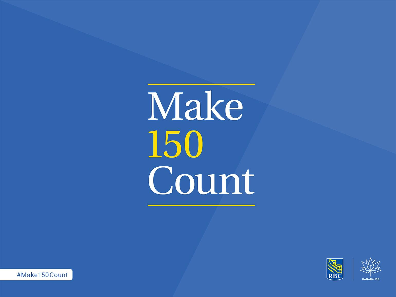 Make 150 Count