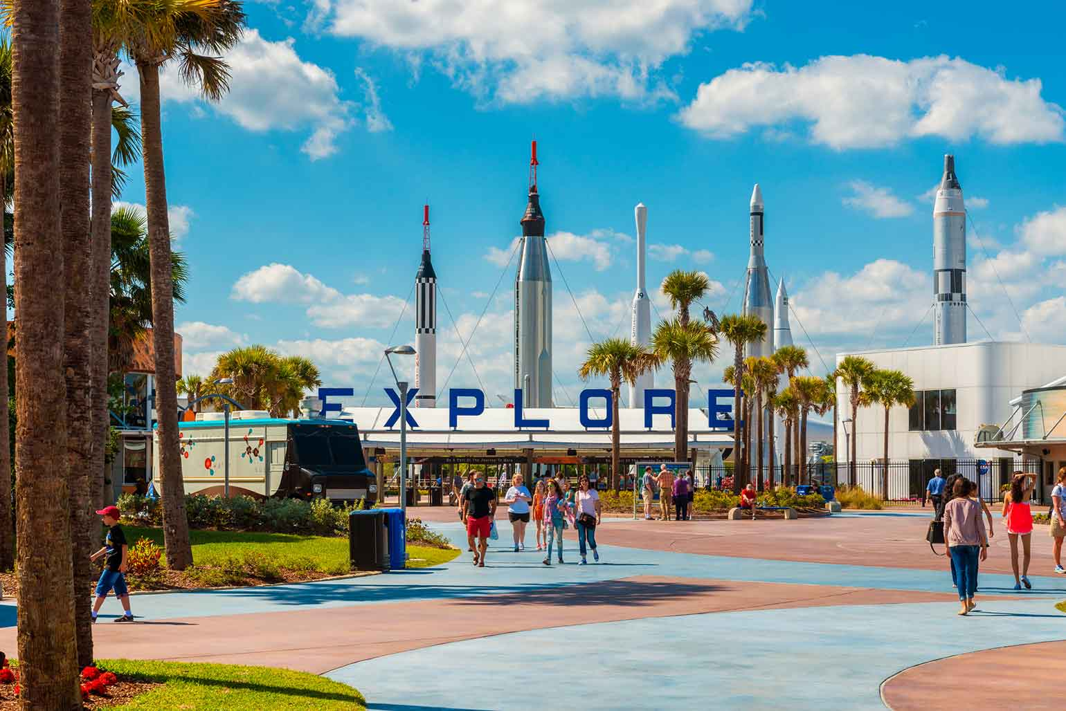 Canaveral's Kennedy Space Center