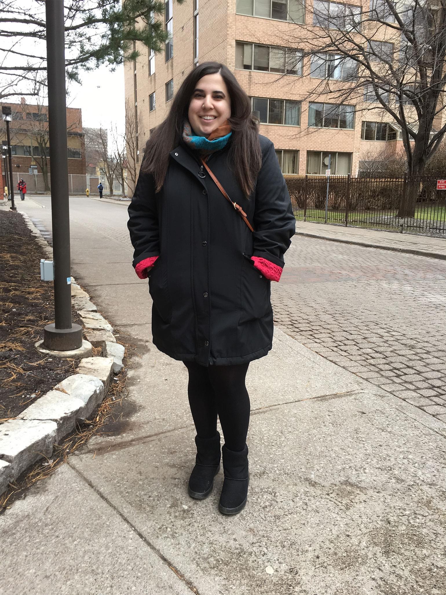 Deborah, Western University; Media, Information & Technoculture, 2014