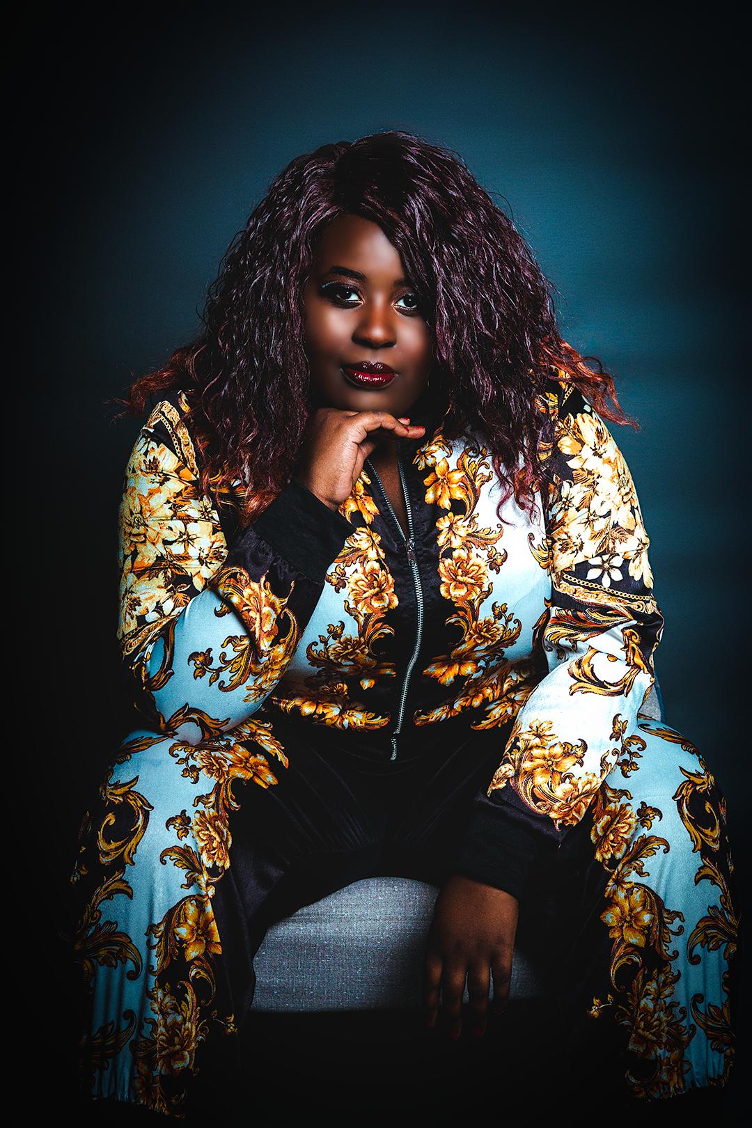 Singer, rapper and writer Missy D