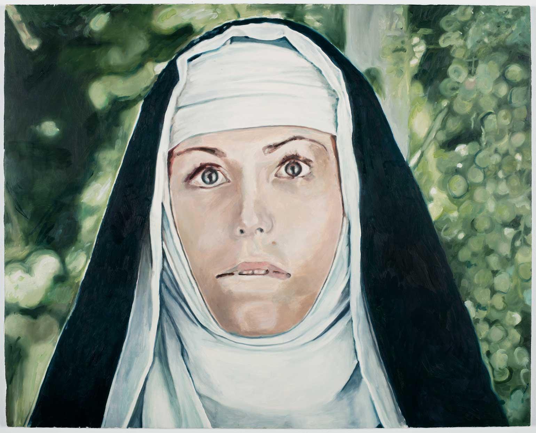 Tristan Unrau - Nun, After Pasolini, 2017