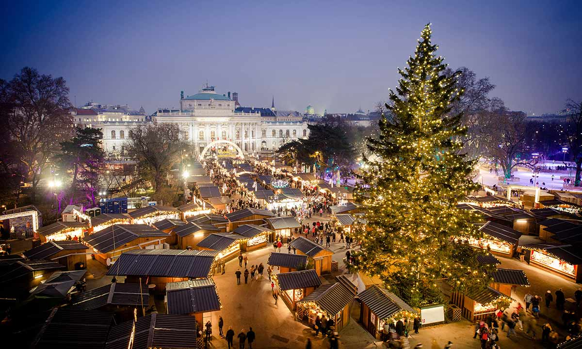 best cities in the world to celebrate christmas
