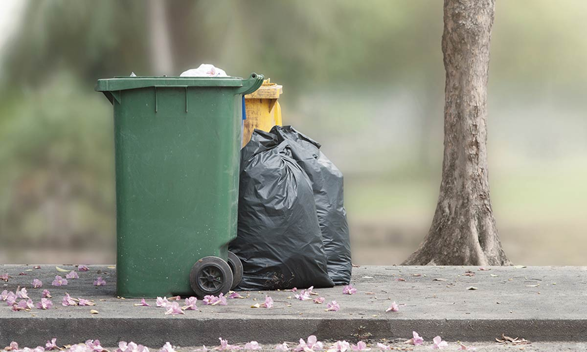 take the guesswork out of garbage day